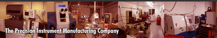 The Precision Instrument Manufacturing Company